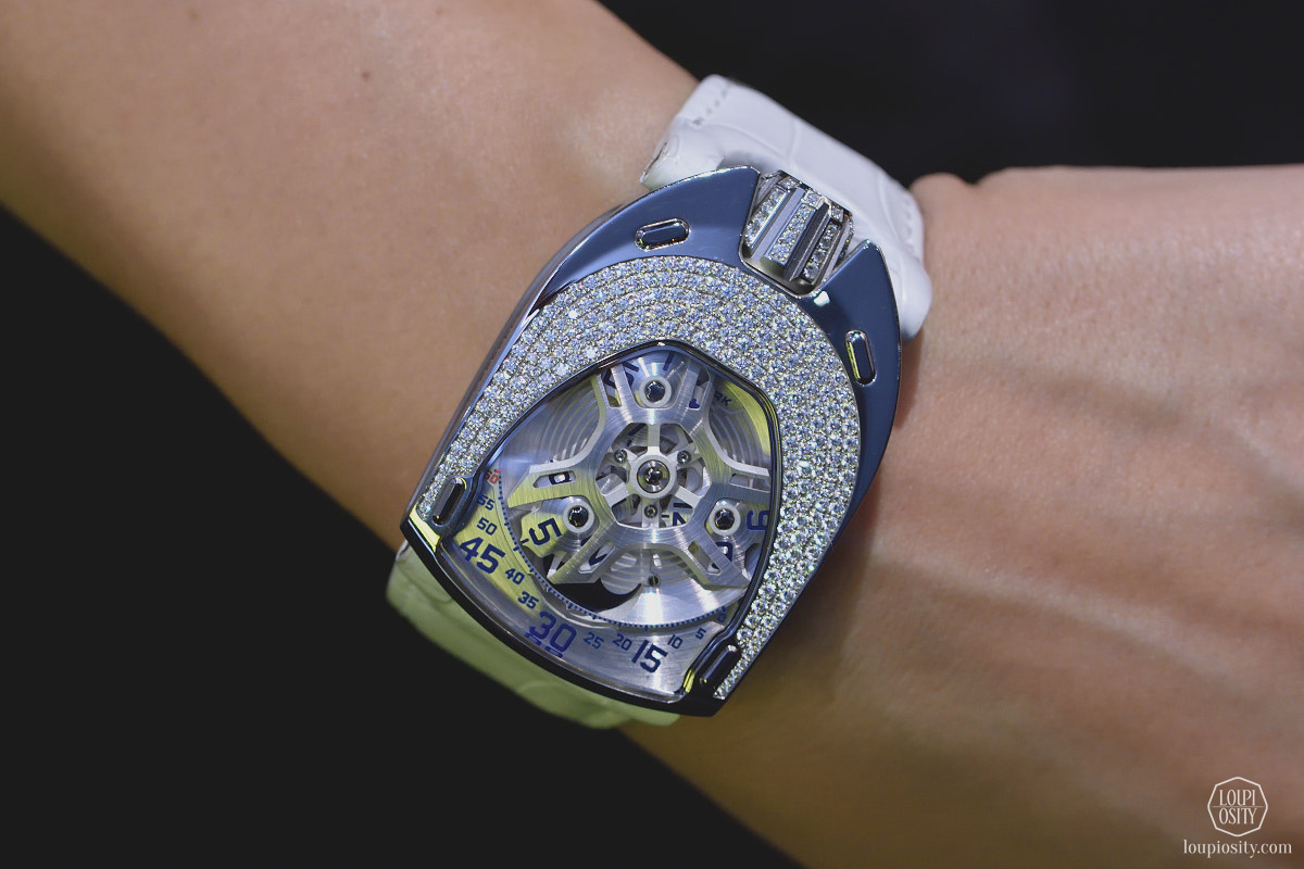 URWERK at SIHH