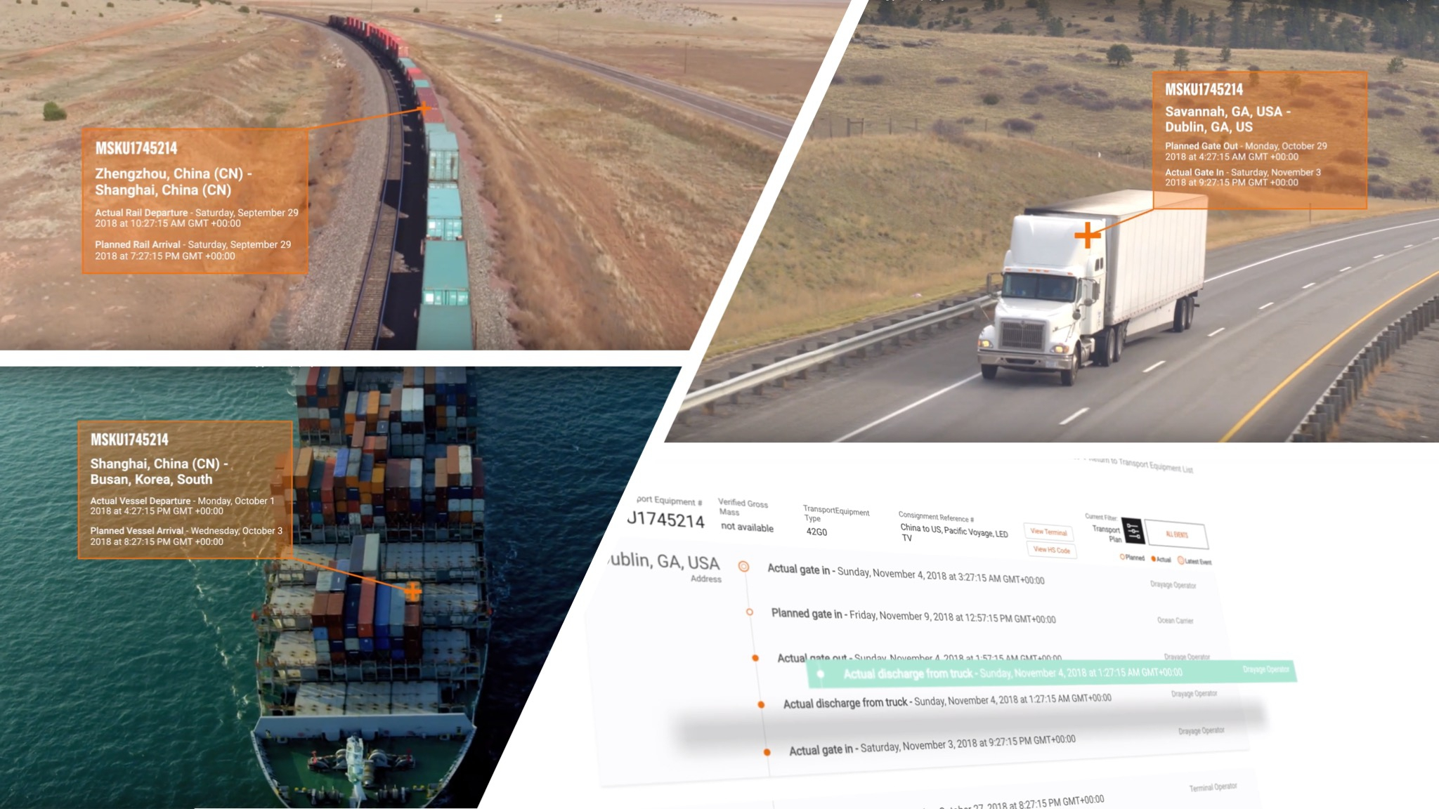 Tradelens, the platform for tracking global shipments by IBM and Maersk