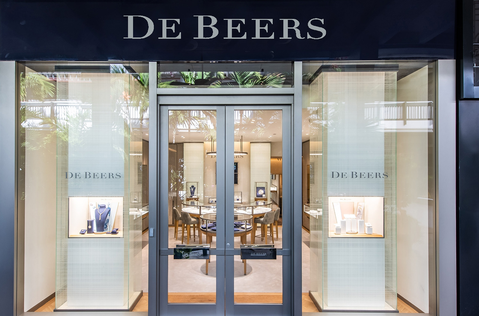 De Beers Bal Harbour store