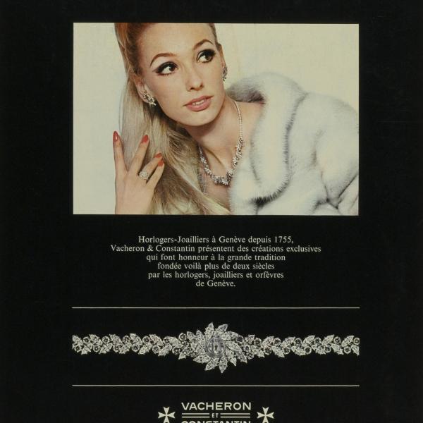 Vintage Vacheron Constantin ad