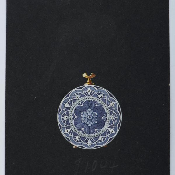 Vintage Vacheron Constantin design