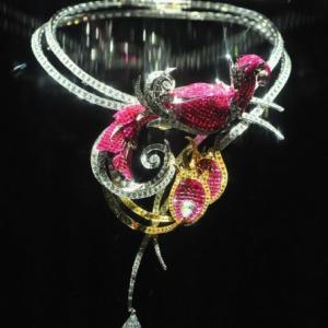 The Phenix Mysterieux Necklace