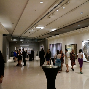Christie\'s pre-auction reception in Dubai