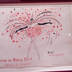 Zizi Jeanmaire, Champagne Rosé