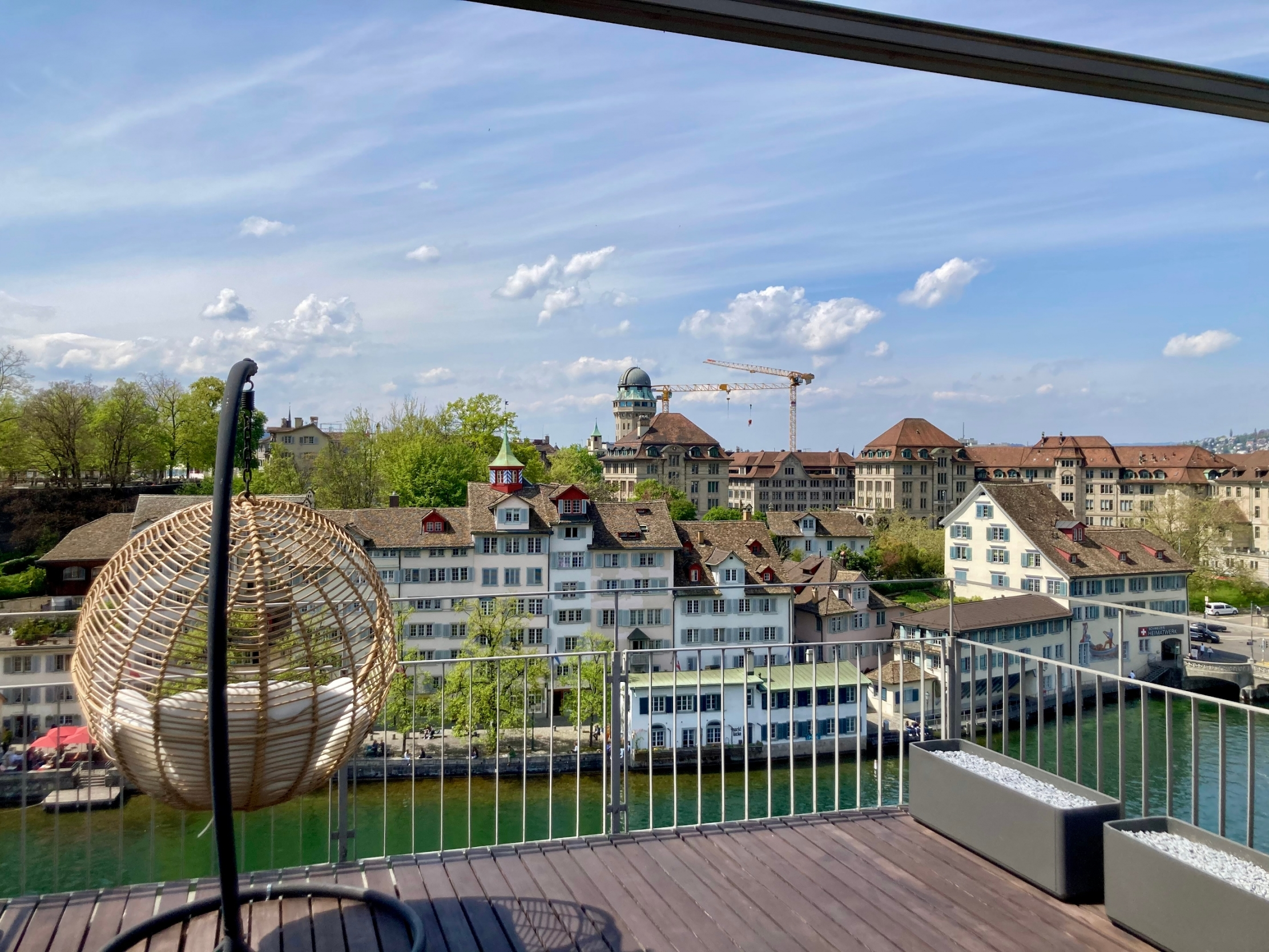 Zurich view