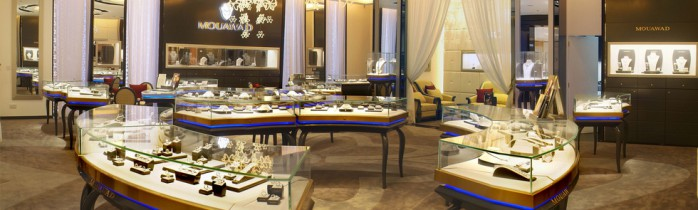 "Mouawad: ""New Generation"" boutique in Oman"