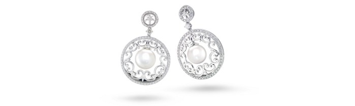 Mouawad, Oriana collection inspired by Venice