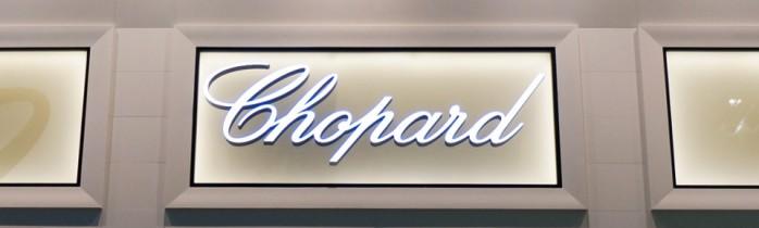 """""""Tour de Chopard"""": Basel – Brescia – Rome – Cannes"""