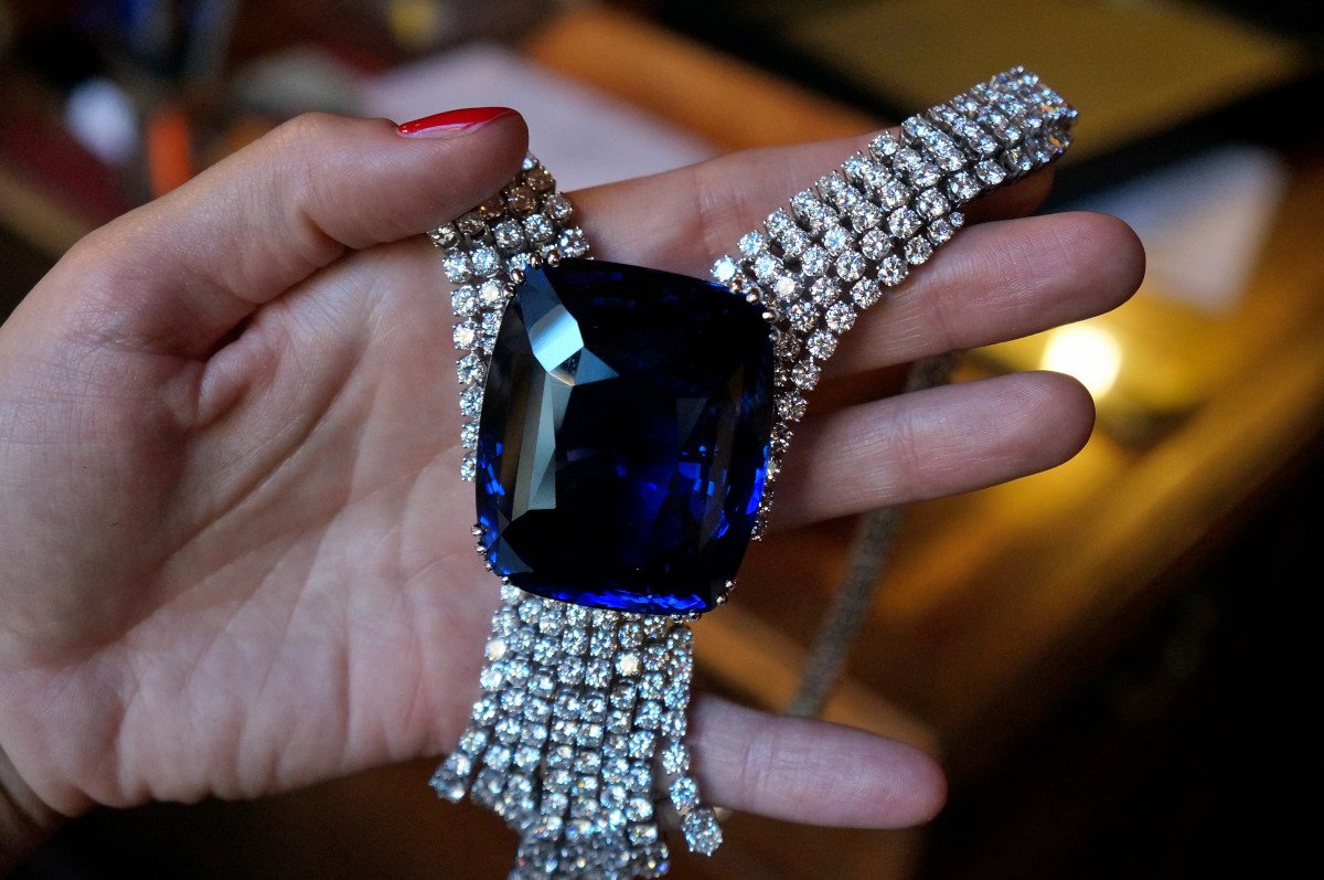 Preview To Christie S Magnificent Jewels Auction