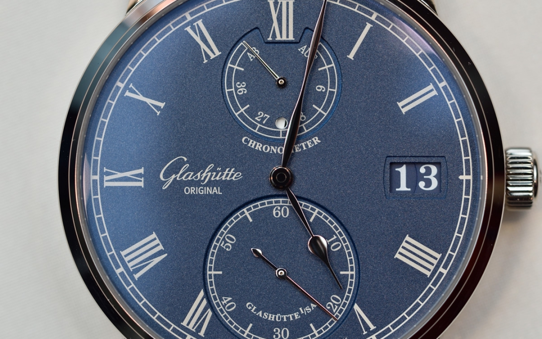 Glashütte Original at Baselworld 2016