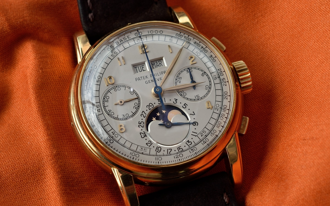 The Geneva Watch Auction: Three