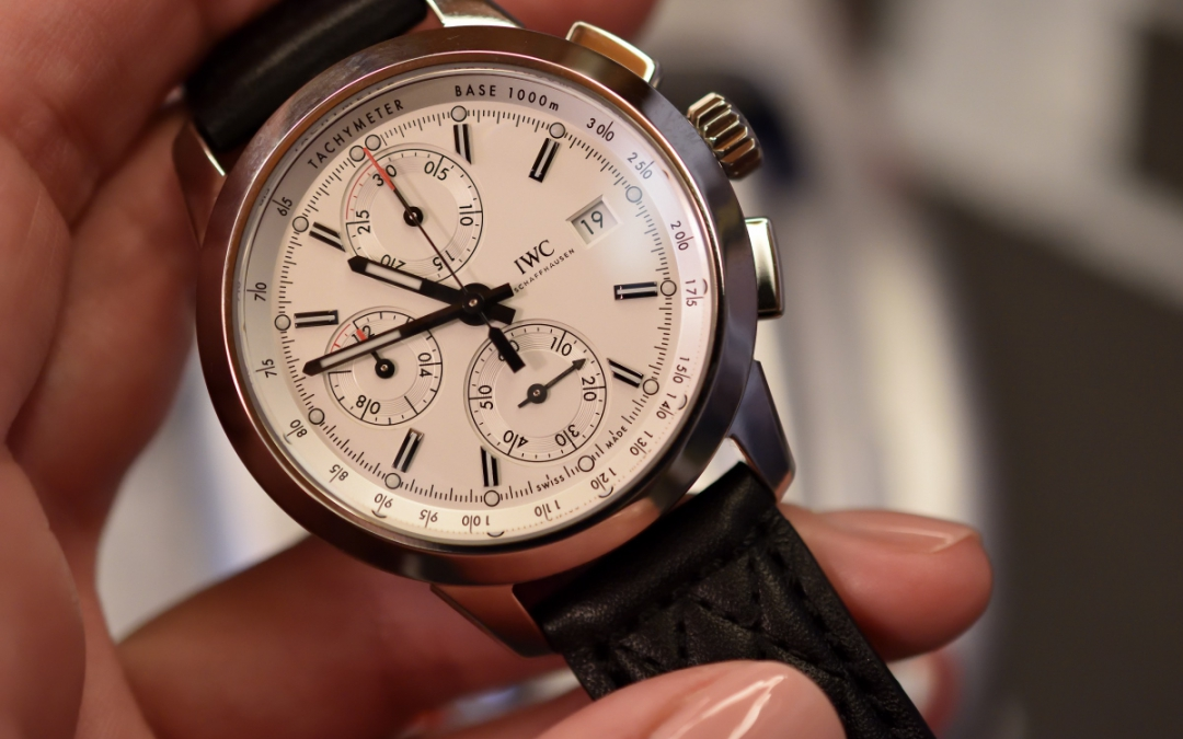 IWC Ingenieur Limited Editions in Vienna