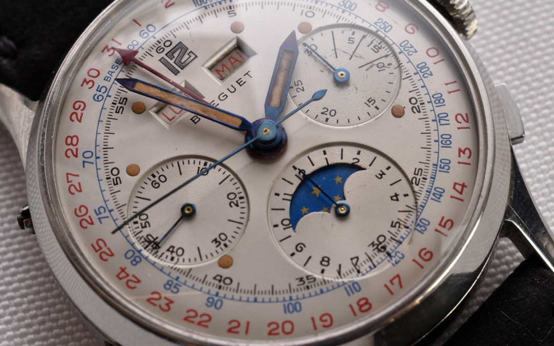 Phillips Geneva Watch Auction: Four – chronographs