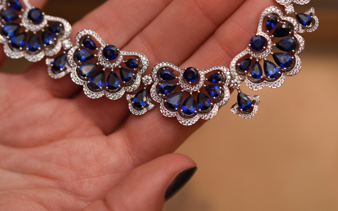 Chopard jewels at Baselworld 2017