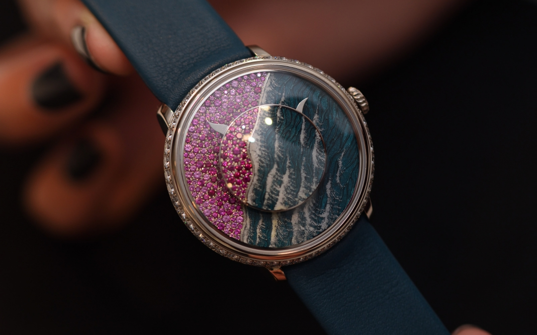 Fabergé at Baselworld 2017