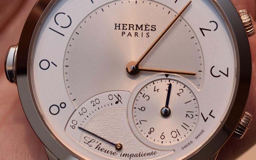 Hermès at Baselworld 2017