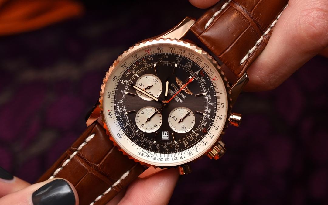 Breitling at Baselworld 2017