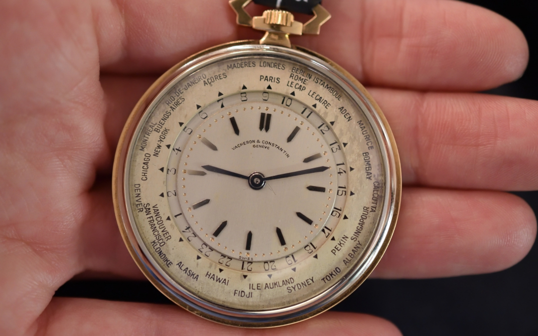 Phillips Geneva Watch Auction: Five – Vacheron Constantin