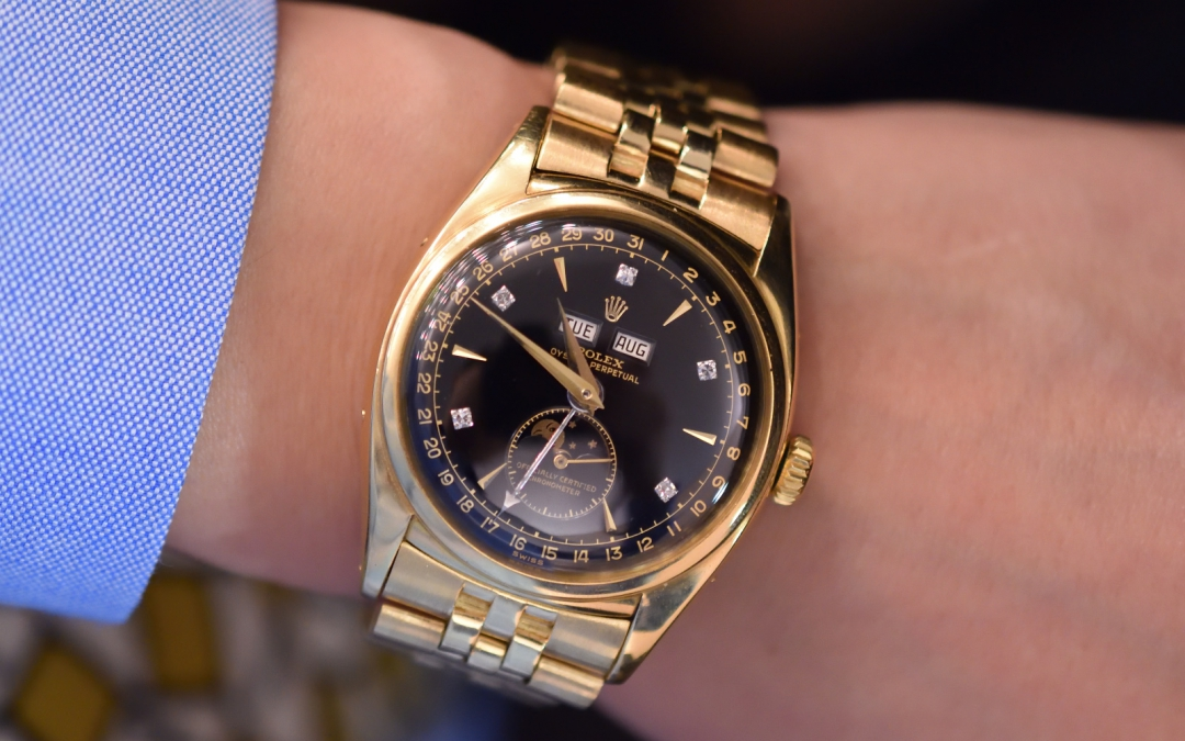 Phillips Geneva Watch Auction: Five - Rolex