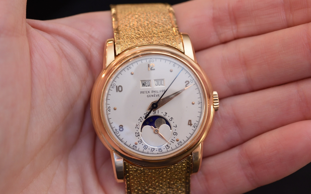 Phillips Geneva Watch Auction: Five