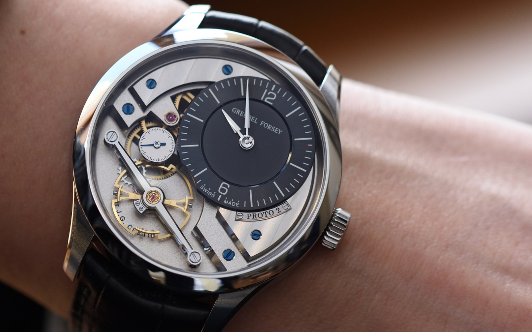 Greubel Forsey at Hübner