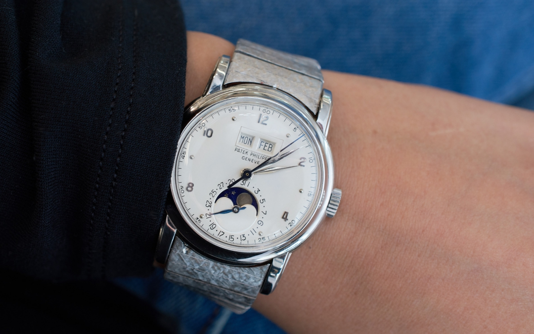 Phillips Geneva Watch Auction: Six