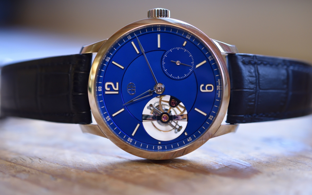 Visiting the Greubel Forsey manufacture