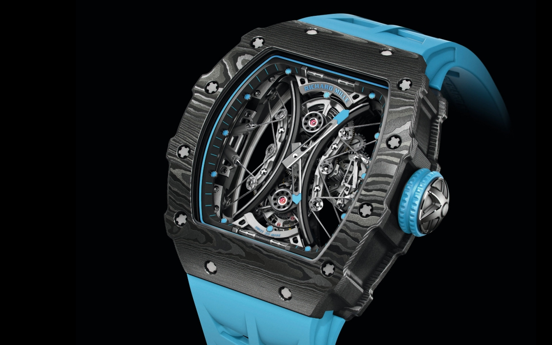 Richard Mille Tourbillon Pablo Mac Donough