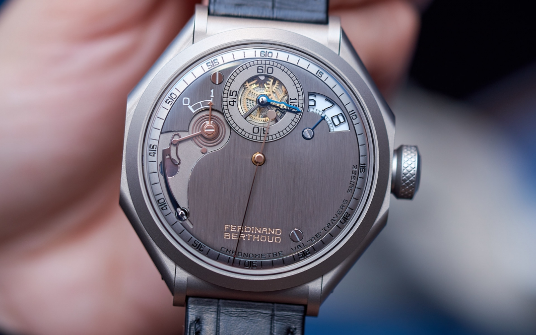 Chronomètre FB 1R.6-1 by Ferdinand Berthoud
