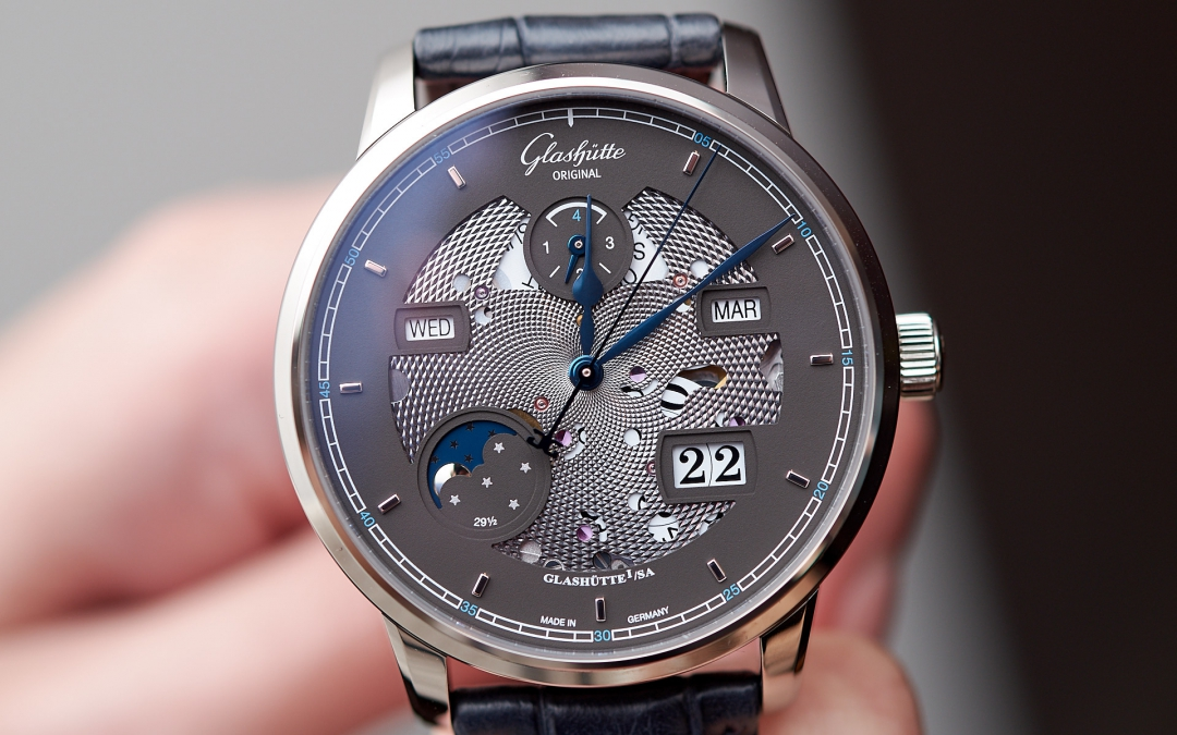 Glashütte Original at Baselworld 2018