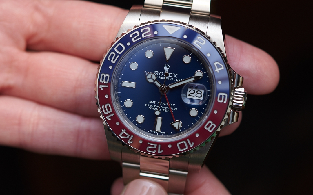 Rolex GMT-Master II – Baselworld 2018