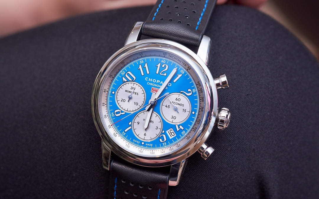 Chopard & Mille Miglia timepieces 2018