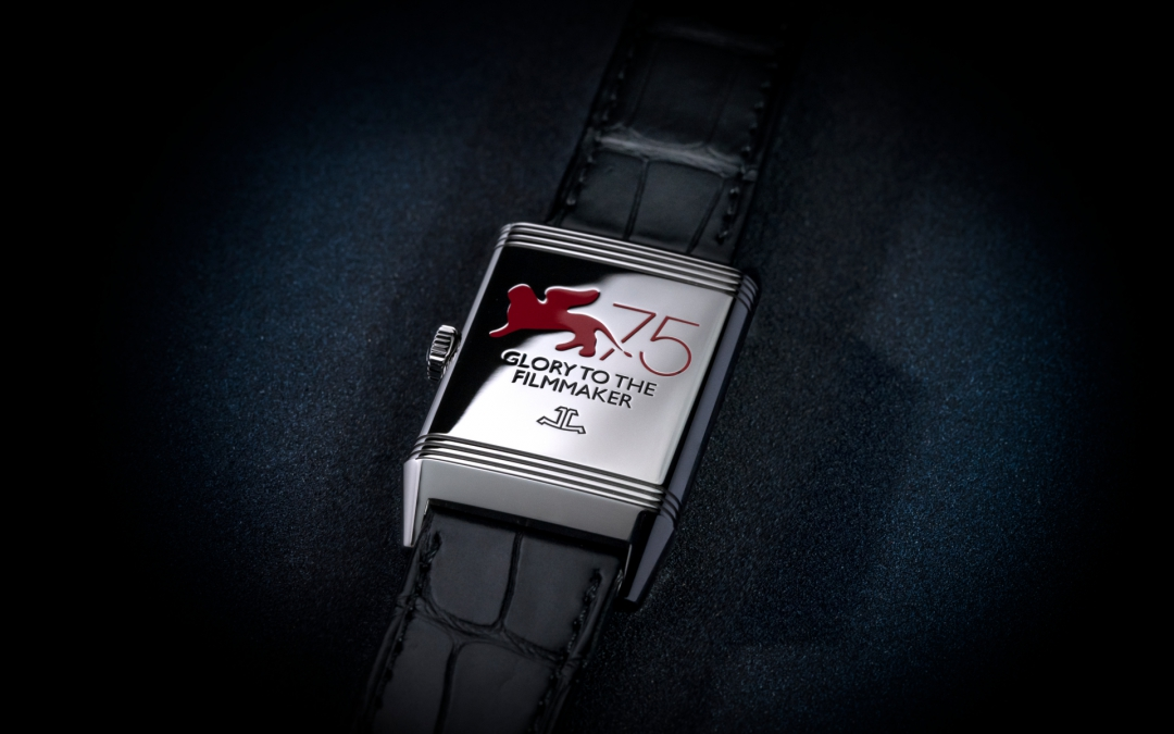 Jaeger-LeCoultre at the 75th International Film Festival of La Biennale di Venezia