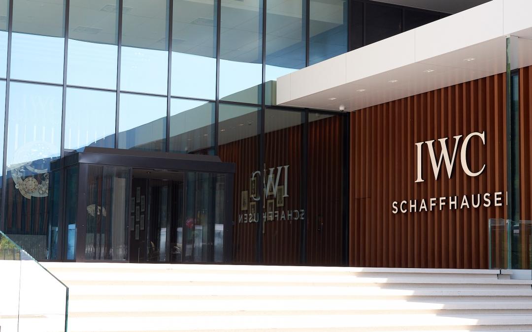 IWC Schaffhausen – Manufakturzentrum