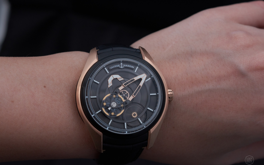 Ulysse Nardin at SIHH 2019