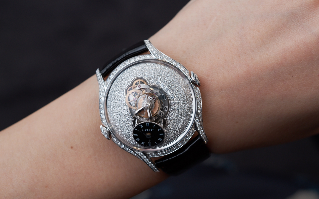 Girls don't just wanna have fun – Part 17, Baselworld 2019 edition
