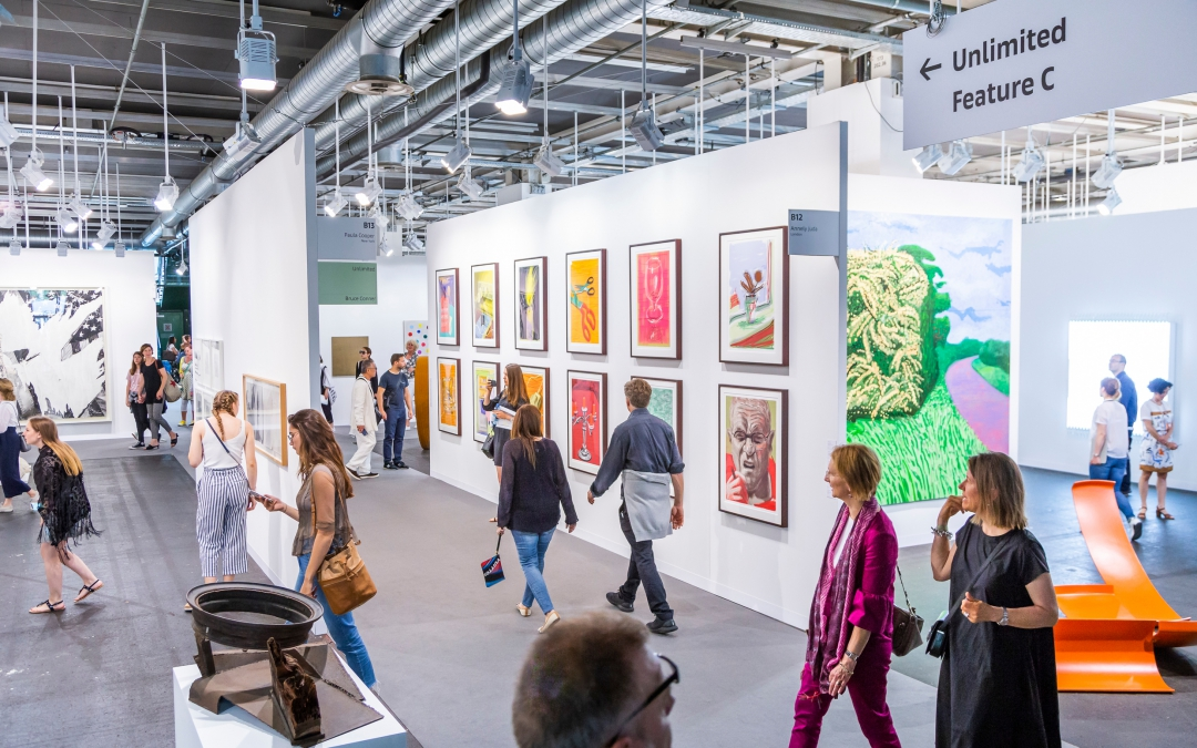 Art Market report and Art Basel 2019