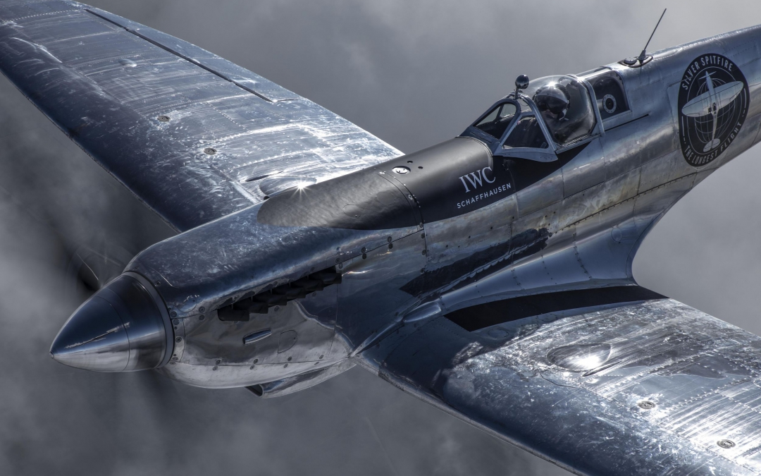 'Silver Spitfire' restoration