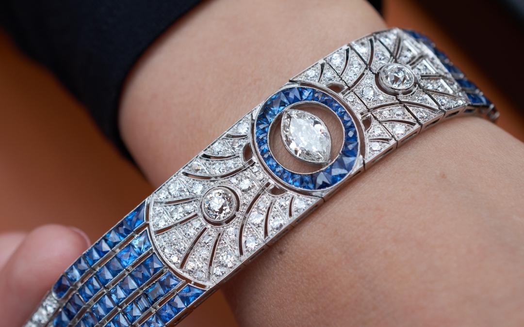 Important Modern & Vintage Jewels auction by Antiquorum