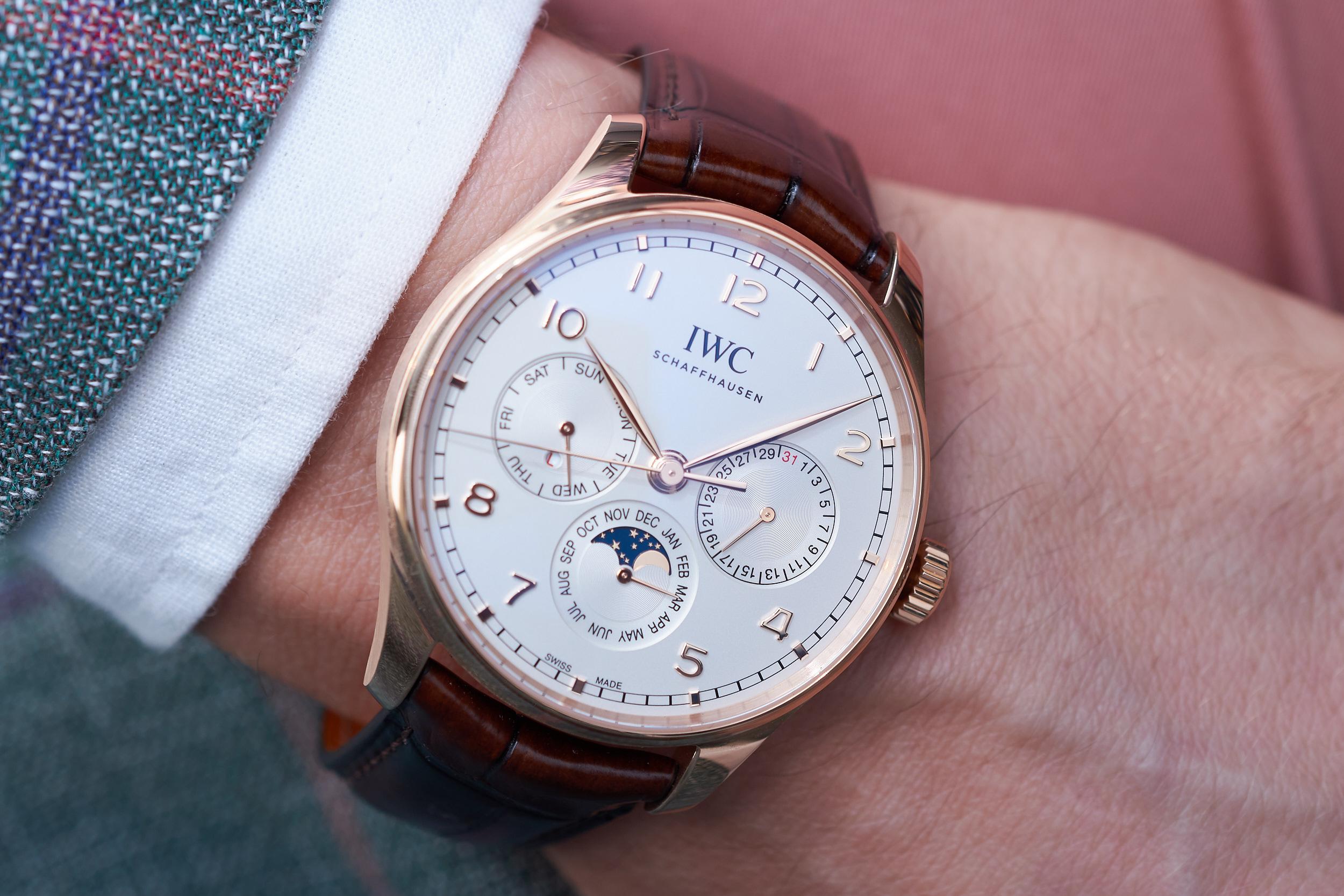 IWC Schaffhausen – Watches & Wonders 2020 - Loupiosity.com
