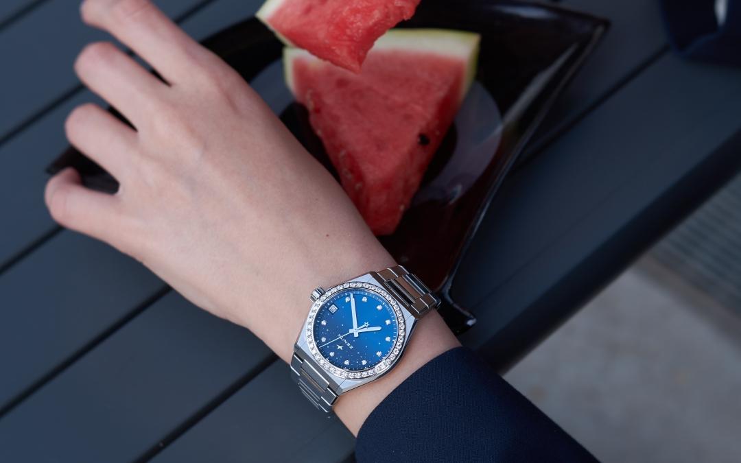 Summer Blue(s)