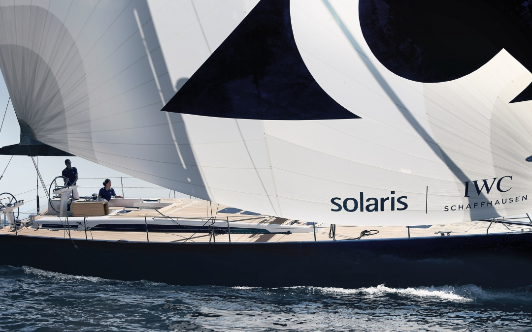 'DOUBLE MOON' by IWC Schaffhausen and Solaris Yachts