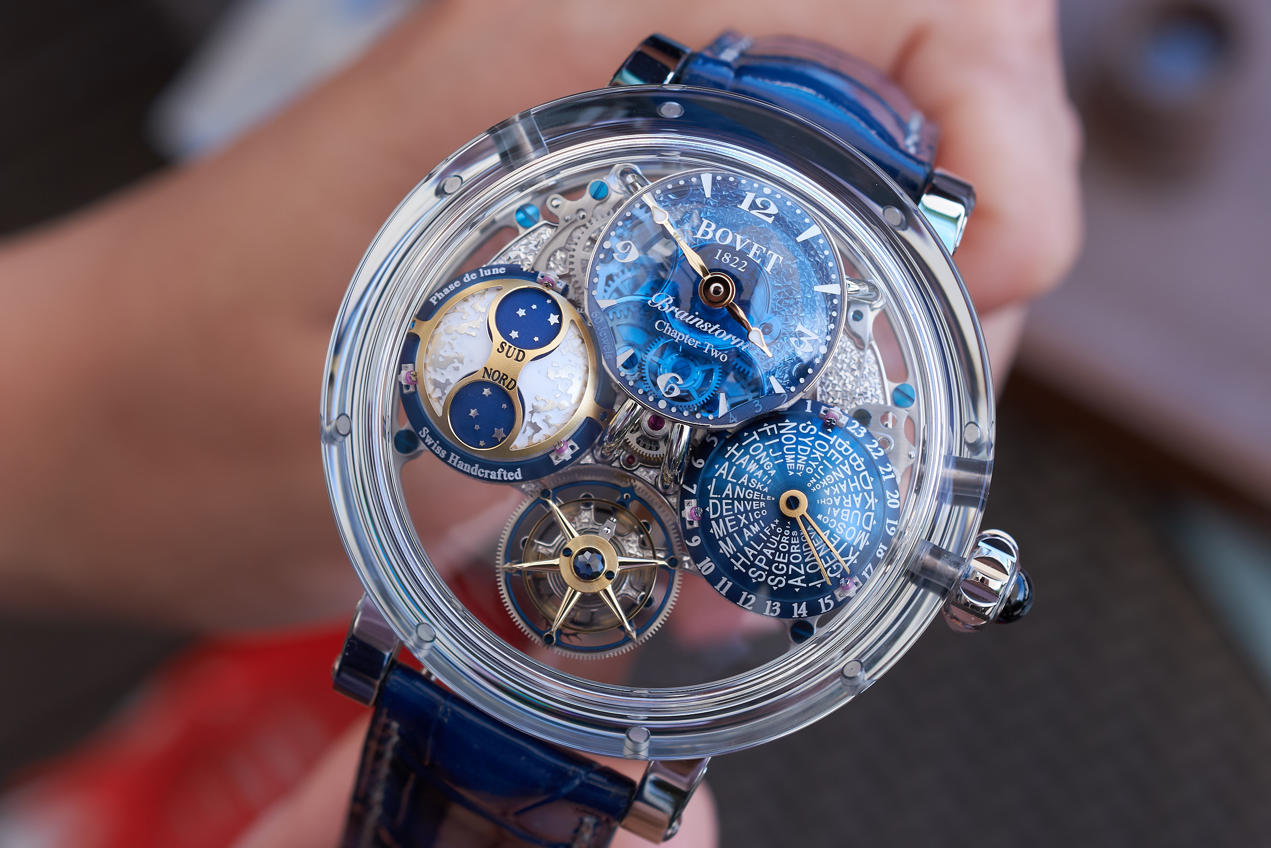 Bovet Brainstorm Chapter Two