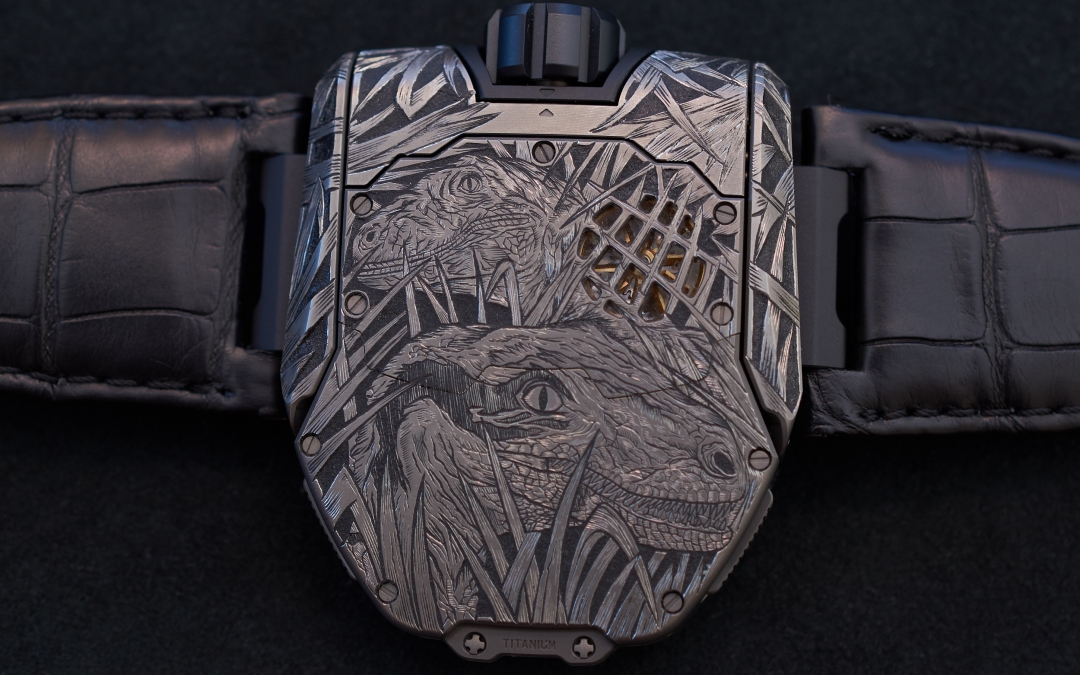 URWERK - Geneva Watch Days