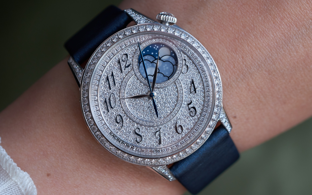Girls don't just wanna have fun – Vacheron Constantin, Part 21