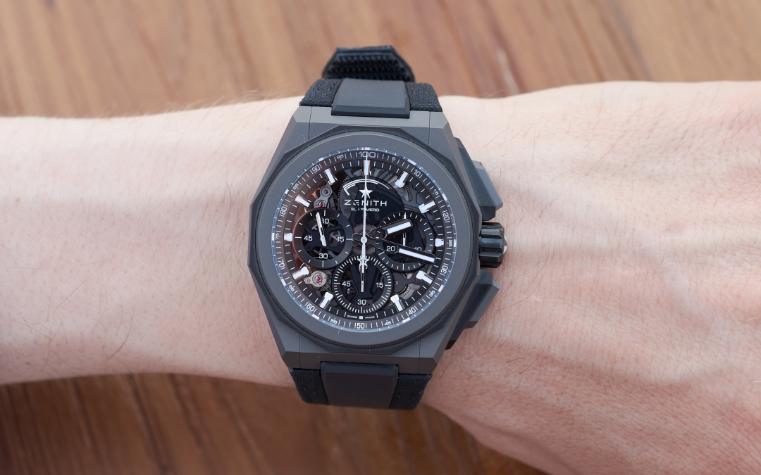 Zenith Defy Extreme at Watches and Wonders 2021